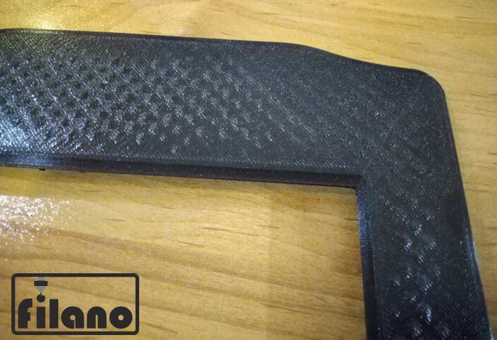اینفیل در پرینت سه بعدی (Infill)
