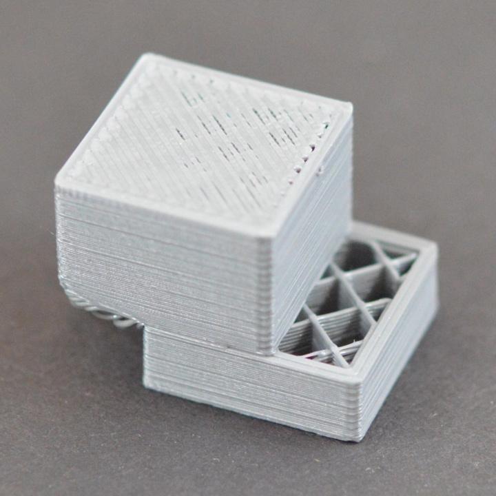مشکل جابجایی لایه ها در پرینت سه بعدی