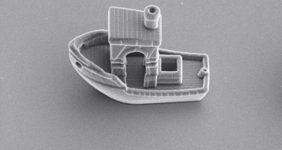 کوچکترین قایق پرینت سه بعدی مژده ی تکنولوژی نانو را می دهد.