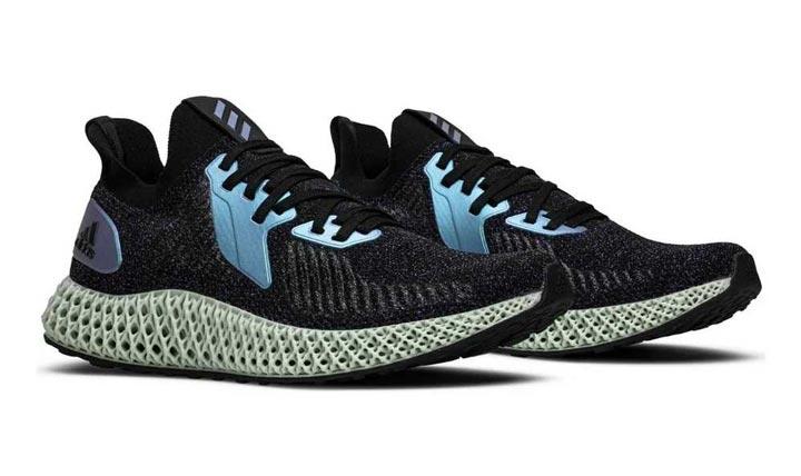 کفش های پرینت سه بعدی آدیداس