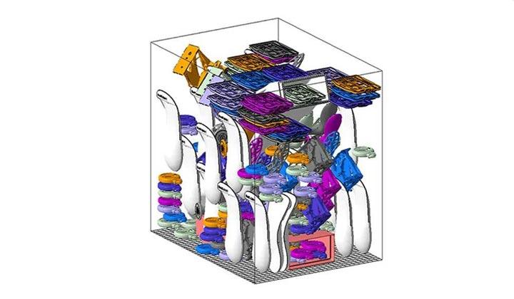 Netfabb نرم افزار تولید افزایشی شرکت Autodesk