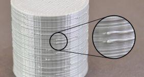 مشکل گلوله شدن فیلامنت در نقاط شروع پرینت سه بعدی