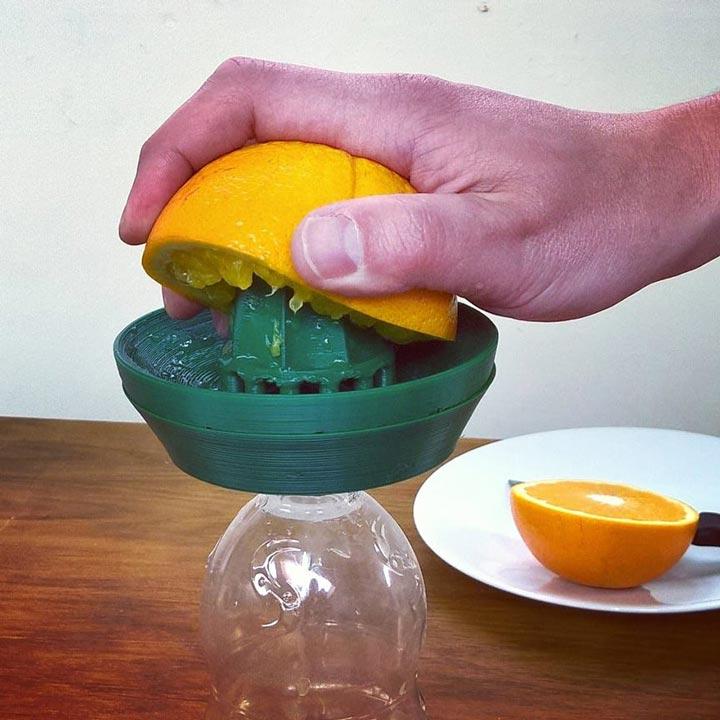 پرینت سه بعدی محصولات ایمن در صنعت خوراکی