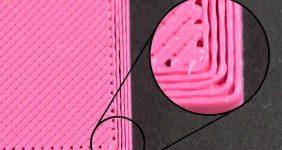 مشکل اکسترود ناکافی (under-extrusion) در پرینت سه بعدی