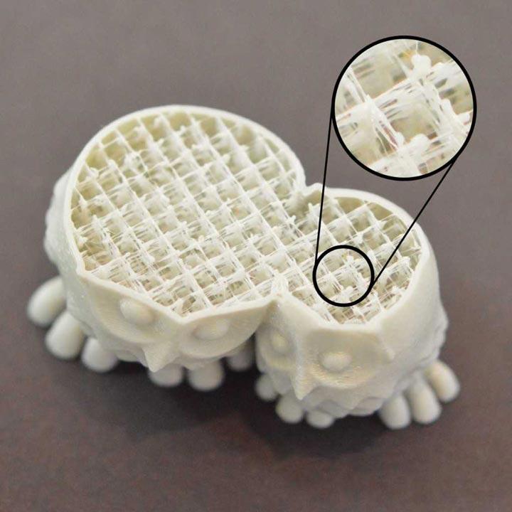 مشکل اینفیل در پرینت سه بعدی