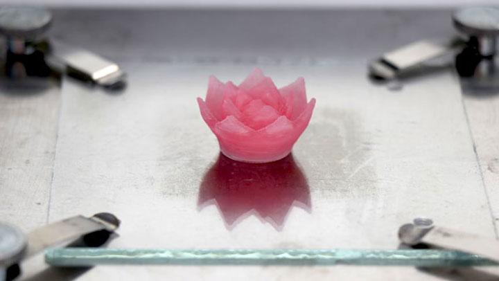 Aerogel پرینت سه بعدی عایق های مینیاتوری
