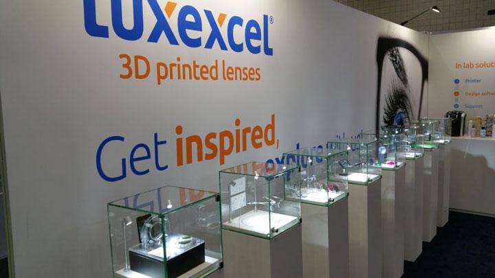 لنزهای پرینت سه بعدی برای عینک های هوشمند