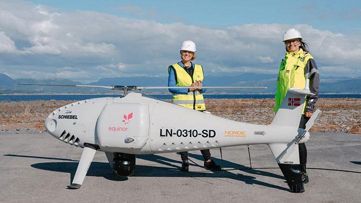 همکاری پرینت سه بعدی و هواپیمای بی سرنشین