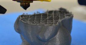 مشکل توقف اکسترودر حین پرینت سه بعدی