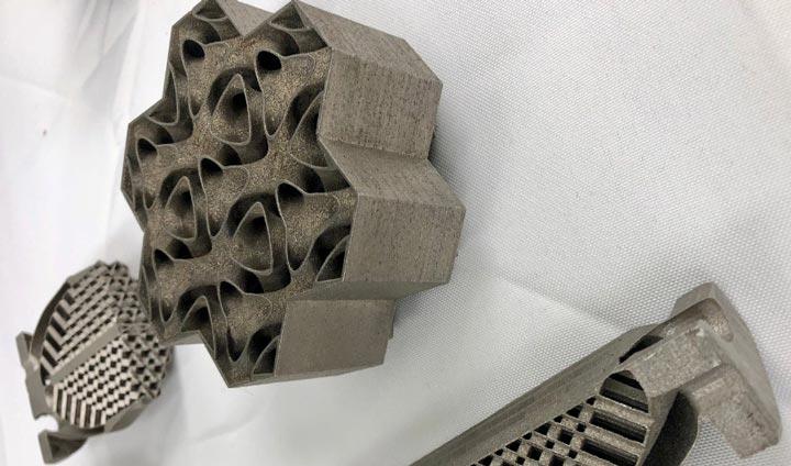 پروتوتایپ AIR2WATER پرینت سه بعدی برای تولید آب از هوا