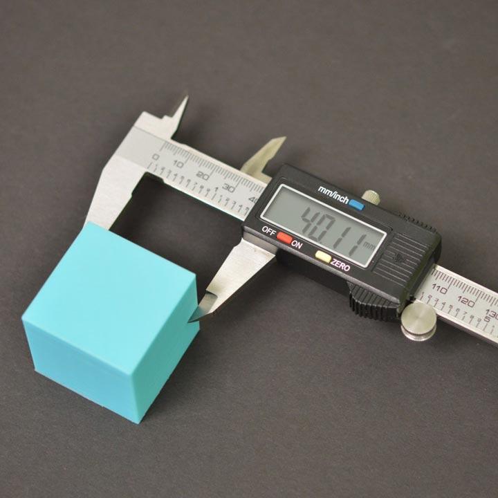 دقت ابعاد در پرینت سه بعدی