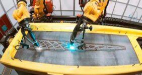 تکنولوژی تولید هایبرید-نازل های روباتیک دوگانه