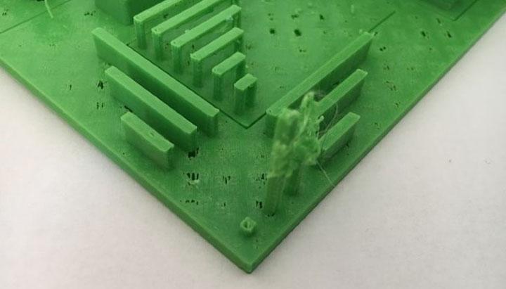 چگونگی جلوگیری از بروز مشکلات پرینت سه بعدی-جدایی لایه ها