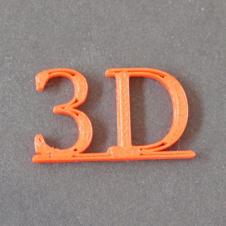 مشکل فواصل در دیواره های نازک پرینت سه بعدی