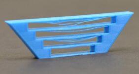 بریجینگ یا پل زنی ضعیف در پرینت سه بعدی
