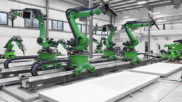 کارخانه ی Branch Technology