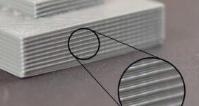 مشکل خطوط کناری پرینت سه بعدی
