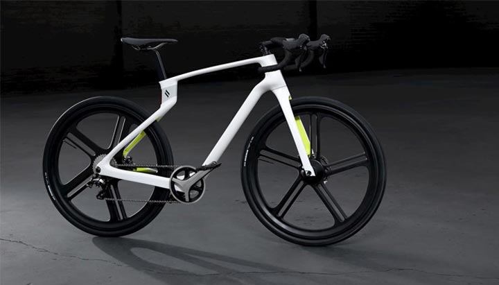 دوچرخه های پرینت سه بعدی Superstaka