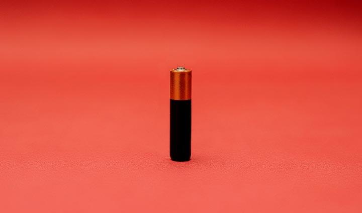 باتری لیتیوم یونی پرینت سه بعدی