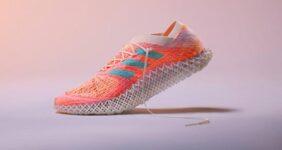 کفش های پرینت سه بعدی- Futurecraft.Strung