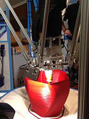 پرینتر Delta Robot