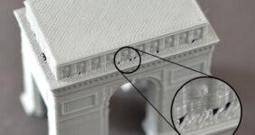 مشکل شکاف بین لایه های پرینت سه بعدی
