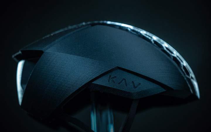کلاه ایمنی شخصی سازی شده ی پرینت سه بعدی KAV