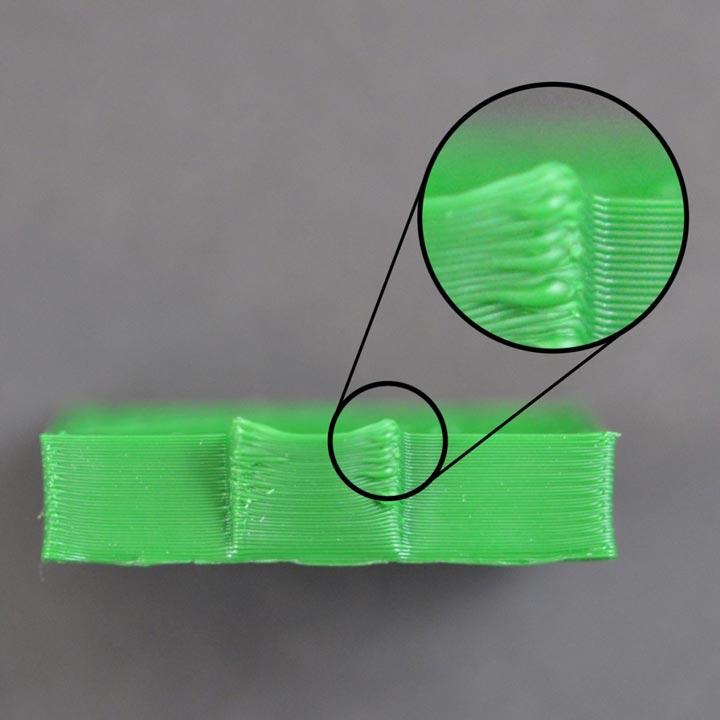 مشکل پیچ خوردگی در پرینت سه بعدی