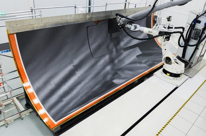 بزرگترین قطعات پرینت سه بعدی هواپیما