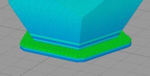 Raft در پرینت سه بعدی