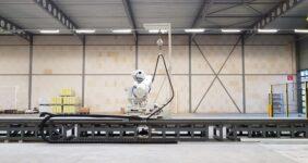 کارخانه پرینت سه بعدی خانه