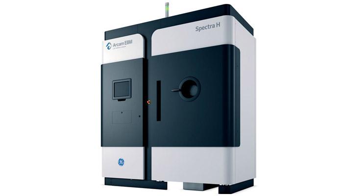 Arcam تنها تولید کننده ی دستگاه های تکنولوژی EBM است