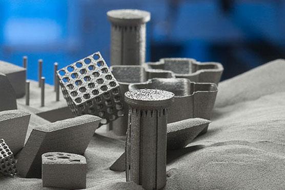 پرینت سه بعدی فلزی