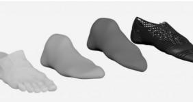 Athos، کفش کوهنوردی پرینت سه بعدی