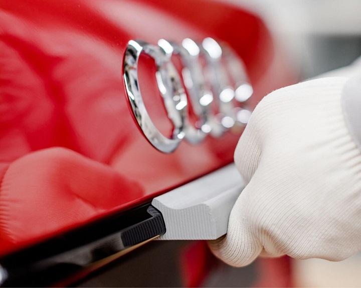 Audi پسماندهایش را به فیلامنت تبدیل می کند