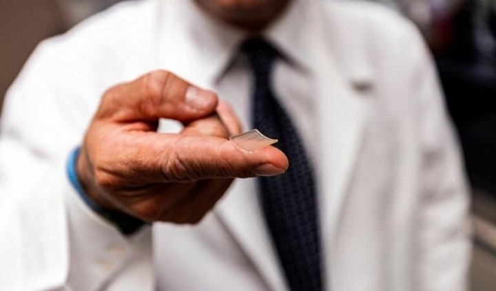 پچ واکسن پرینت سه بعدی