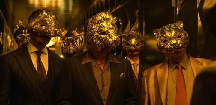 ماسک های احتمالا پرینت سه بعدی شده ی VIP ها